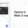 Opera представила блокчейн-браузер с крипто-кошельком