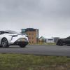 Lexus LFA и Lexus LC500 сравнили в дрэг-гонке
