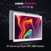 Видео с производства первого китайского планшета с экраном Samsung Super AMOLED