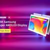 Первый китайский планшет с Super AMOLED-дисплеем Samsung поступает в продажу