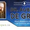 Клинические испытания на пороге – интервью с Обри де Греем