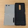 Чехол для вытянутого флагмана Sony Xperia XZ4 примерили на Xperia XZ Premium