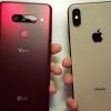 LG V40 против iPhone XS Max: тест на скорость