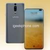 Смартфон Vivo V13 Pro спереди напоминает Samsung Galaxy S10+, он получит емкий аккумулятор и пять камер