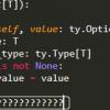 Несколько подводных камней статической типизации в Python