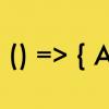 Осваиваем async-await на реальном примере