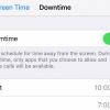 В iOS 12.2 появилась функция Screen Time Downtime, позволяющая запретить запуск приложений, отбирающих слишком много вашего времени