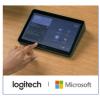 Контроллер Logitech Tap предназначен для управления платформами для совместной работы