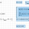 Символьный калькулятор на C#
