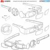 Huawei встроит умные часы в умные очки