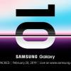 Человека, который слил все характеристики Samsung Galaxy S10, ждет наказание
