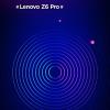 Lenovo Z6 Pro с подэкранным сканером отпечатков пальцев представят через несколько дней