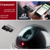 Transcend выпустила высокоскоростные карты памяти microSDXC 330S и 350V High Endurance