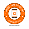 Как получить Google Developers Certification: Mobile Web Specialist
