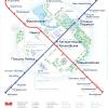 Альтернативная схема метро Минска