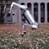 Четвероногого робота научили обратному сальто