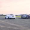Tesla Model S, Mercedes-AMG GT 4, BMW M5 и Porsche Panamera Turbo S: дрэг-гонка