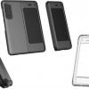 Нестандартно от слова «совсем». Изображение защитного чехла для Samsung Galaxy Fold
