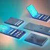 Новый подход к сгибающимся смартфонам. Появились качественные рендеры новинки ZTE