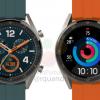 Первые изображения. Умные часы Huawei Watch GT получат более дорогие версии Active и Elegant