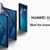 Преемник Huawei Mate X за 500 евро и смартфон с экраном диагональю 200 дюймов. Huawei делится планами
