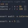 Пробуем контрактное программирование С++20 уже сейчас