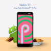 Смартфон Nokia 3.1 получил Android 9 Pie
