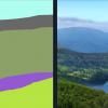 Нейросеть Nvidia превращает простые скетчи в реалистичные изображения