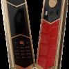 Дороже 36 iPhone XR. В России предлагают кнопочный телефон весом в 300 граммов