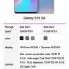 Samsung Galaxy S10 5G оказался тяжелее обычного S10, возможно, из-за иного модема 5G