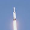 Три блока первой ступени Falcon Heavy успешно вернулись на Землю