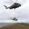Как один вертолет эвакуирует другой: зрелищное испытание