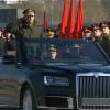 Парадные кабриолеты Aurus попали на видео