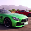Nissan GT-R против Mercedes-AMG GT R: дрэг-гонка