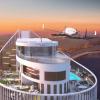 """В Майами строят первую """"воздушную гавань"""" для летающих автомобилей"""