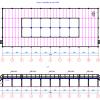 Построение металлической площадки на свайном фундаменте в СПДС Металлоконструкции