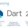 Анонсирован Dart 2.3: оптимизирован для разработки пользовательских интерфейсов