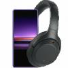 За предзаказ Sony Xperia 1 действительно дают беспроводные наушники WH-1000XM3 стоимостью 350 долларов, но пока только в Европе