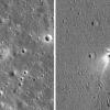 Найдено место падения аппарата «Берешит» на Луну