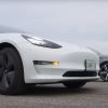 Audi RS3 против Tesla Model 3: дрэг-гонка
