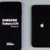 Samsung Galaxy A70 против Apple iPhone X: тест на скорость