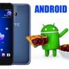 После обновления до Android 9 Pie смартфоны HTC U11 невозможно разблокировать