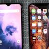 OnePlus 7 против iPhone XS Max: кто быстрее?