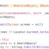 Роутинг в кроссплатформенном .NET приложении с сохранением состояния на диск на примере .NET Core, ReactiveUI и Avalonia