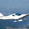 Швейцарцы провели первый полет полностью электрического учебного самолета