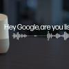 Google прослушивает пользователей через умные колонки