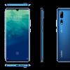 По цене Huawei P30 и вдвое дешевле Samsung S10. Флагманский смартфон ZTE Axon 10 Pro приехал в Россию