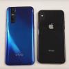 Vivo V15 Pro против iPhone X: тест на скорость