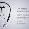 Xiaomi представила новые беспроводные наушники для бега и прогулок