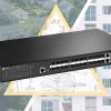 Оптический коммутатор TP-Link T2600G-28SQ для сервис-провайдеров: подробный обзор